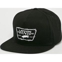 Vans - Czapka. Czarne czapki z daszkiem męskie Vans. Za 129,90 zł.