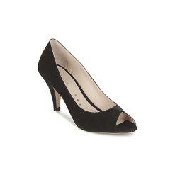 Czółenka Petite Mendigote  REUNION. Czarne buty ślubne damskie Petite Mendigote. Za 559,30 zł.