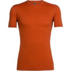 Odzież termoaktywna męska: Icebreaker Koszulka Mens Oasis Ss Crewe Copper L