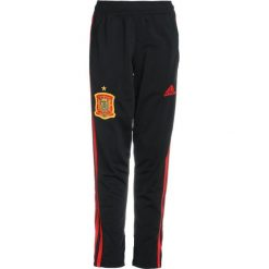 T-shirty dziewczęce: adidas Performance FEF SPAIN Koszulka reprezentacji black/red