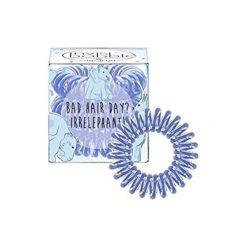 Invisibobble Bad hair day? Irrelephant  - niebieska gumka do włosów 3 szt. Niebieskie ozdoby do włosów INVISIBOBBLE. Za 9,52 zł.