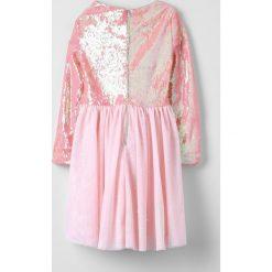 Sukienki dziewczęce z falbanami: Billieblush Sukienka koktajlowa lachs