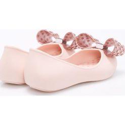 Zaxy - Baleriny dziecięce. Różowe baleriny dziewczęce marki Zaxy, z materiału. W wyprzedaży za 99,90 zł.