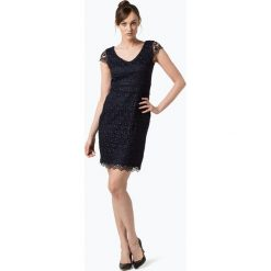 S.Oliver Black Label - Sukienka damska, niebieski. Czarne sukienki koronkowe marki s.Oliver BLACK LABEL, s. Za 349,95 zł.