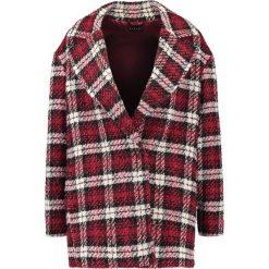 Płaszcze damskie: Sisley HEAVY Płaszcz zimowy red