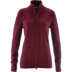Sweter rozpinany bonprix czerwony klonowy. Szare golfy damskie marki Mohito, l. Za 74,99 zł.