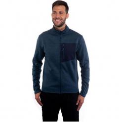Sam73 Bluza Męska Mm 711 240 L. Brązowe bluzy męskie rozpinane marki SOLOGNAC, m, z elastanu. Za 159,00 zł.