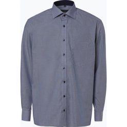 Eterna Comfort Fit - Koszula męska – niewymagająca prasowania, niebieski. Niebieskie koszule męskie non-iron Eterna Comfort Fit, m. Za 229,95 zł.