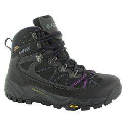 Buty trekkingowe damskie: Hitec Multiplex Buty damskie V-lite Altitude Prolite RGS WP czarne r. 39