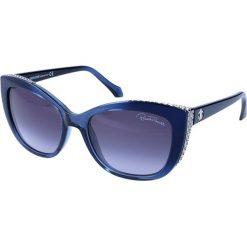 """Okulary przeciwsłoneczne damskie: Okulary przeciwsłoneczne """"RC888S"""" w kolorze niebieskim"""
