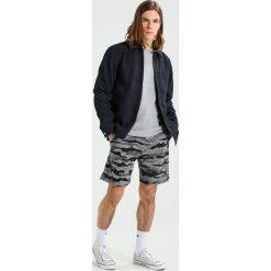 Minimum HELGO Kurtka skórzana navy blazer. Czarne kurtki męskie skórzane marki Reserved, l. W wyprzedaży za 512,55 zł.