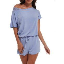 Piżamy damskie: Piżama w kolorze jasnofioletowym