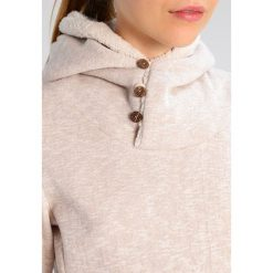Odzież damska: Ragwear CARA ORGANIC Bluza z kapturem beige melange