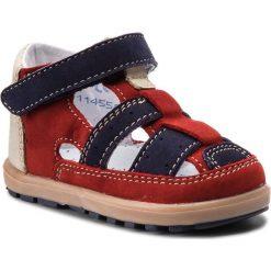 Sandały chłopięce: Sandały BARTEK – 11694-3/NAJ Czerwono Niebieski