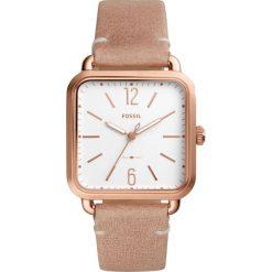 Zegarek FOSSIL - Micah ES4254 Nude. Brązowe zegarki damskie Fossil, ze stali. W wyprzedaży za 419,00 zł.