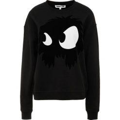 McQ Alexander McQueen SLOUCH Bluza darkest black. Czarne bluzy rozpinane damskie McQ Alexander McQueen, xs, z bawełny. Za 949,00 zł.