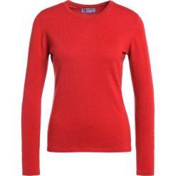 Swetry damskie: Johnstons Cashmere Sweter amaranth