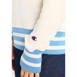 Bluzy rozpinane damskie: Champion Reverse Weave SPONGE TERRY CONTRAST CREW Bluza vapy/mau