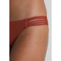 Bikini: Seafolly MULTI ROULEAU BRAZILIAN Dół od bikini burnt amber