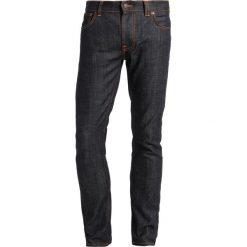 Nudie Jeans THIN FINN Jeansy Slim Fit organic dry twill. Czarne jeansy męskie relaxed fit marki Criminal Damage. Za 419,00 zł.