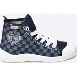 Befado - Trampki dziecięce. Szare buty sportowe chłopięce Befado, z materiału. W wyprzedaży za 37,90 zł.