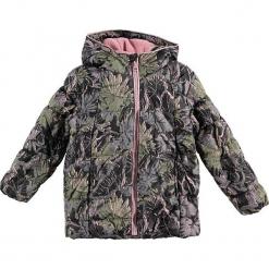 Kurtka zimowa w kolorze zielonym. Zielone kurtki dziewczęce zimowe marki Esprit. W wyprzedaży za 162,95 zł.
