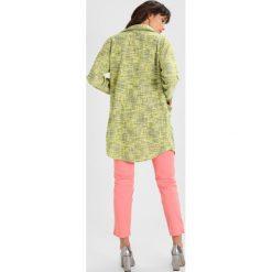 Płaszcze damskie pastelowe: Smash LOTUS Płaszcz wełniany /Płaszcz klasyczny light green
