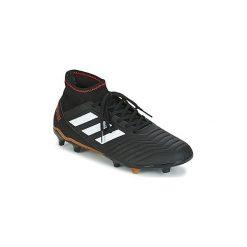 Buty do piłki nożnej adidas  PREDATOR 18.3 FG. Czarne buty skate męskie Adidas, do piłki nożnej. Za 279,30 zł.