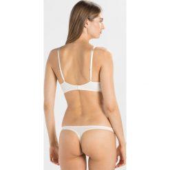 Biustonosze bardotka: Calvin Klein Underwear SEDUCTIVE COMFORT  Biustonosz pushup ivory