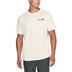Under Armour Koszulka męska Sportstle Core Tee Biała r. M (1303705-130). Białe koszulki sportowe męskie Under Armour, m. Za 84,94 zł.