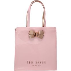 Shopper bag damskie: Ted Baker VALLCON BOW DETAIL LARGE ICON BAG Torba na zakupy pink