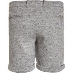 Scotch Shrunk DRESSED IN BONDED  Szorty grey melange. Niebieskie spodenki chłopięce marki Scotch Shrunk, z bawełny. Za 249,00 zł.