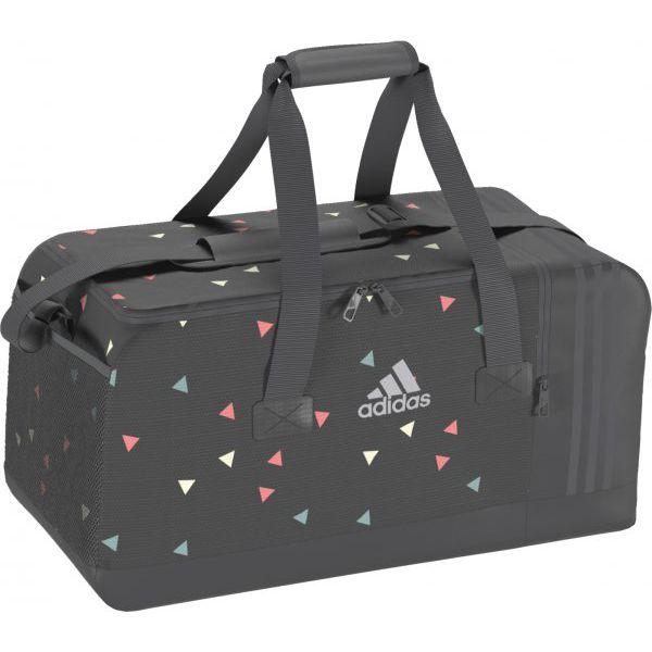 27f893a3a08fa Adidas Torba Sportowa 3s Per Tb W M Grey Five Grey Two M - Szare torby  podróżne Adidas