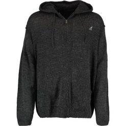 Swetry rozpinane męskie: Kangol THORBURN Kardigan charcoal marl