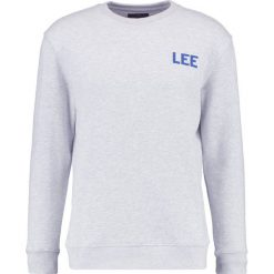 Bejsbolówki męskie: Lee CLEAN CREW Bluza sharp grey melange