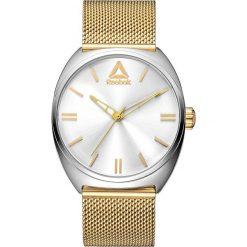 Zegarki damskie: Zegarek kwarcowy w kolorze złoto-srebrnym