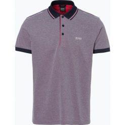 Koszulki polo: BOSS Athleisure – Męska koszulka polo – Paddy 2, różowy