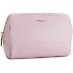 Kosmetyczka FURLA - Electra 962015 E EP20 B30 Camilia e. Czerwone kosmetyczki damskie Furla, ze skóry. W wyprzedaży za 299,00 zł.