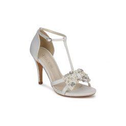 Sandały Fericelli  SIDONA. Białe sandały damskie Fericelli. Za 412,30 zł.