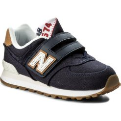 Trampki chłopięce: Sneakersy NEW BALANCE – YV574T1 Granatowy