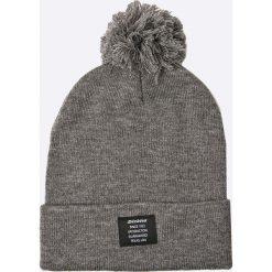 Dickies - Czapka. Szare czapki zimowe męskie Dickies, z dzianiny. W wyprzedaży za 59,90 zł.