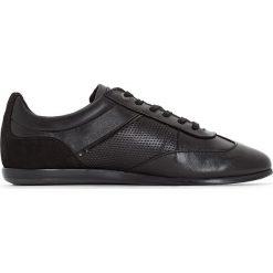 Tenisówki męskie: Skórzane buty sportowe Mandin