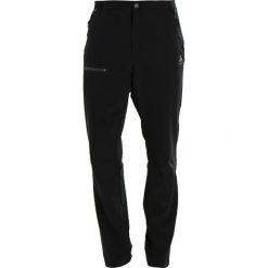 Chinosy męskie: ODLO PANTS SAIKAI COOL PRO Spodnie materiałowe black