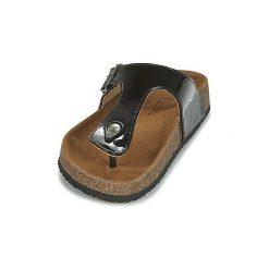 Japonki LPB Shoes  ZELDA. Czarne crocsy damskie marki LPB Shoes. Za 109,00 zł.