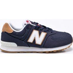 Buty sportowe chłopięce: New Balance – Buty dziecięce GC574T1