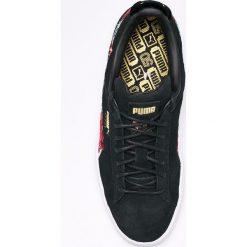 Puma - Buty Suede Hyper Embelished. Czerwone buty sportowe damskie marki Puma, xl, z materiału. W wyprzedaży za 359,90 zł.