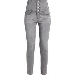Miss Sixty LOTHAIR TROUSERS Jeans Skinny Fit grey. Szare jeansy damskie Miss Sixty. W wyprzedaży za 382,85 zł.