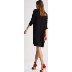 Sukienki hiszpanki: Kaffe EBBA Sukienka letnia black deep