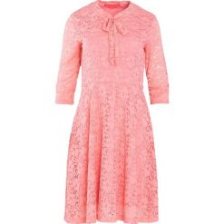 Sukienki: Koralowa Sukienka Give Me Love