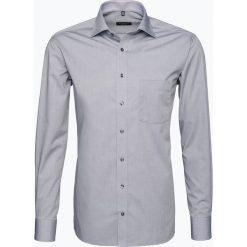 Eterna Modern Fit - Koszula męska niewymagająca prasowania, szary. Szare koszule męskie non-iron marki Eterna Modern Fit, m, z bawełny, z długim rękawem. Za 229,95 zł.